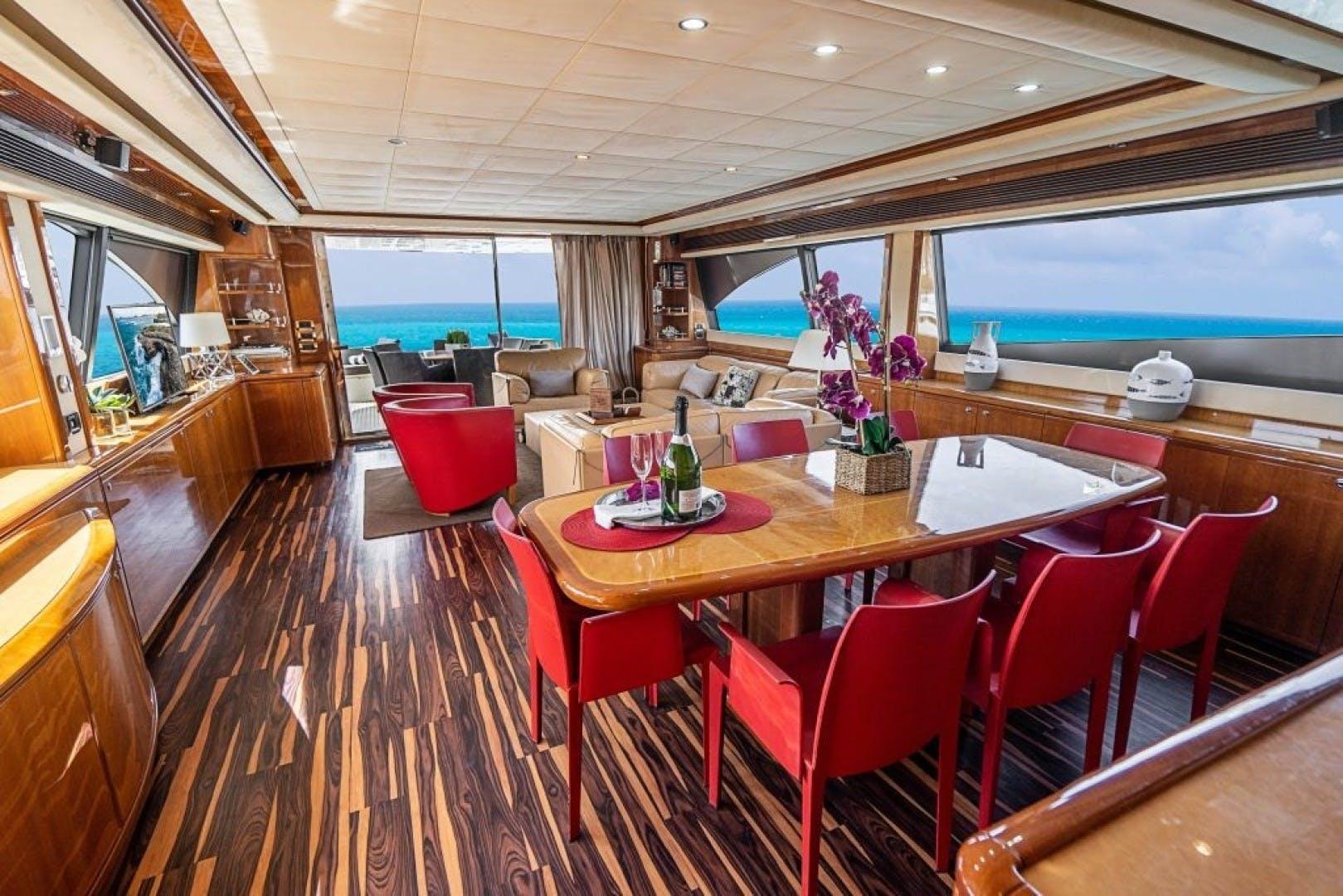 2006 Ferretti Yachts 88'  Cinque Mare | Picture 3 of 64