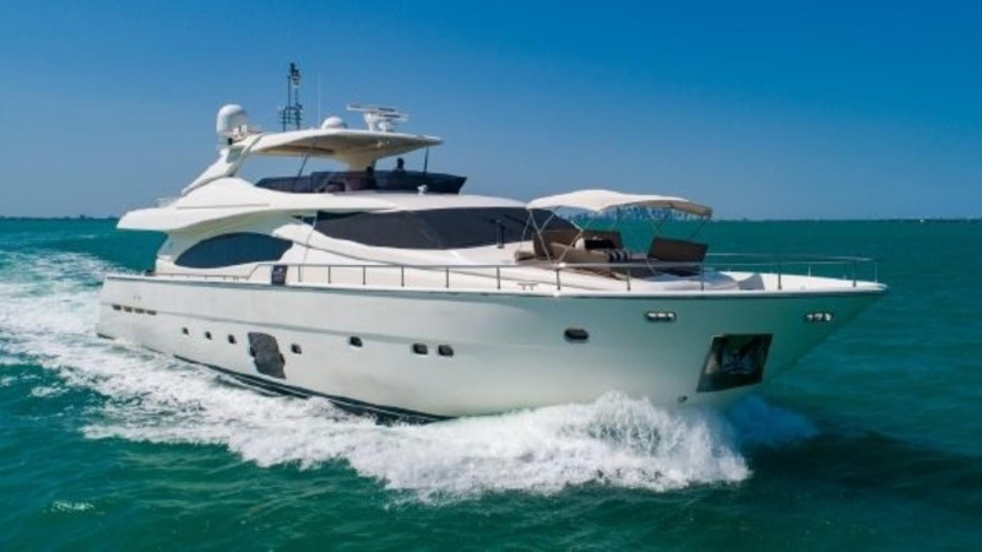 """2006 Ferretti Yachts 88'  """"Cinque Mare"""""""