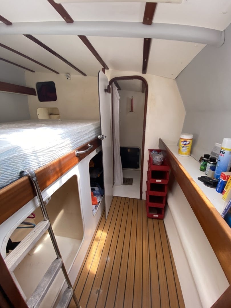 1998 Outremer 64' Outremer 64L NIRVANA 64 | Picture 3 of 1763