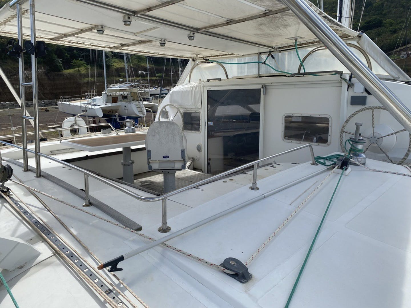 1998 Outremer 64' Outremer 64L NIRVANA 64 | Picture 5 of 1763