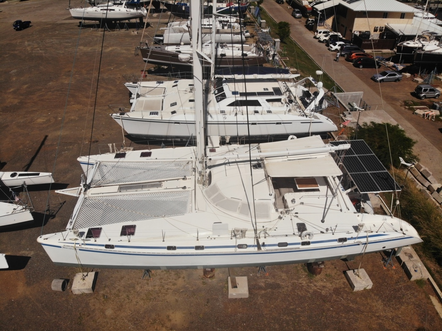 """1998 Outremer 64' Outremer 64L """"NIRVANA 64"""""""