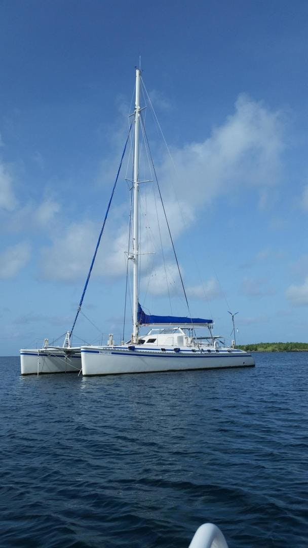 1998 Outremer 64' Outremer 64L NIRVANA 64 | Picture 4 of 1763