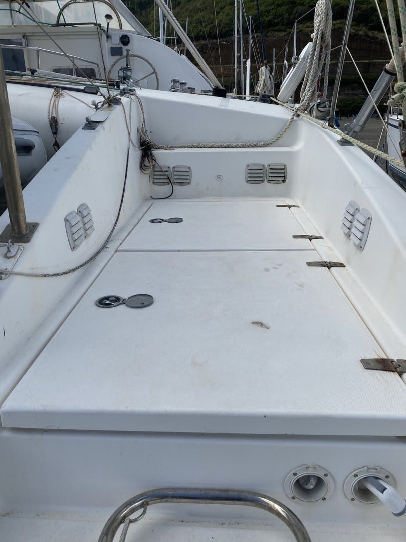 1998 Outremer 64' Outremer 64L NIRVANA 64 | Picture 8 of 1763