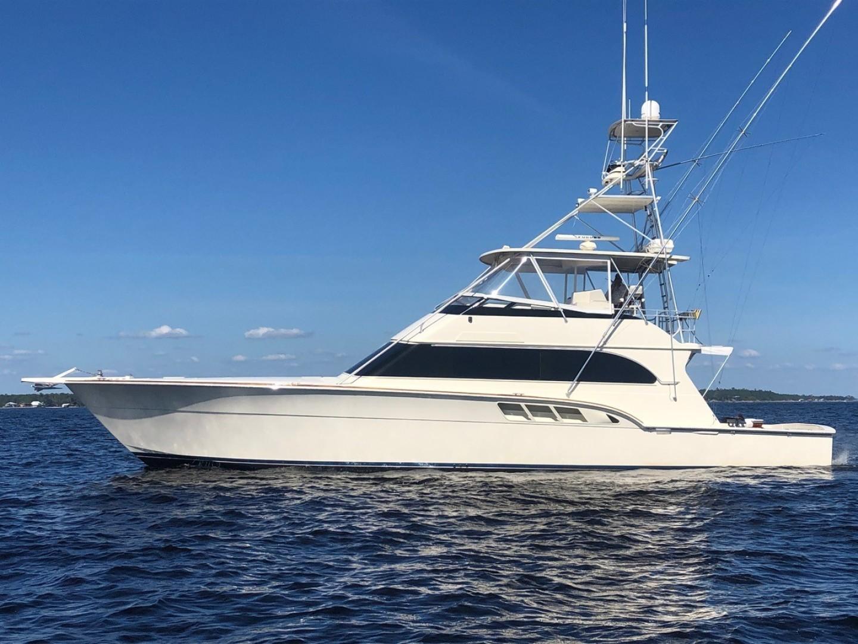 "1991 Donzi 65' 65 Tournament Fisherman ""Sea Cat"""