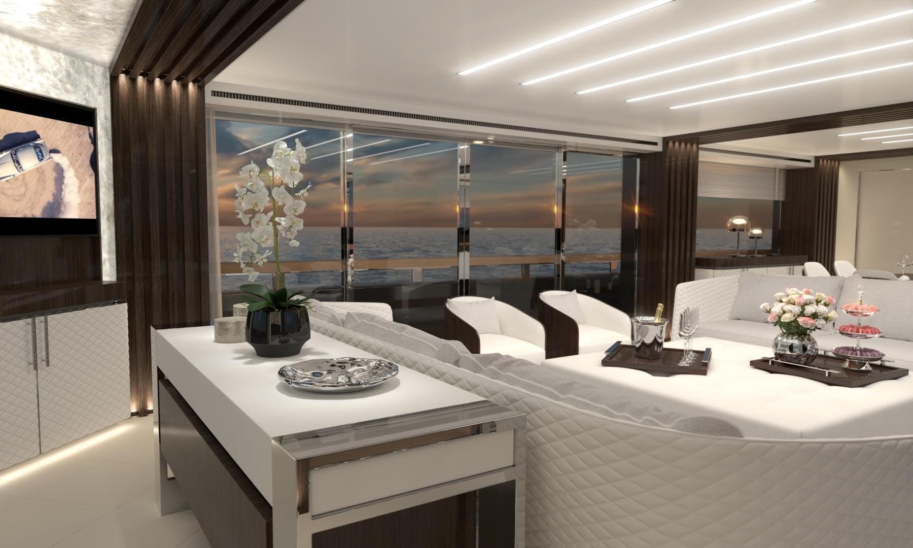 2022 Legacy 135' Legacy Superyacht Legacy Superyacht | Picture 8 of 27
