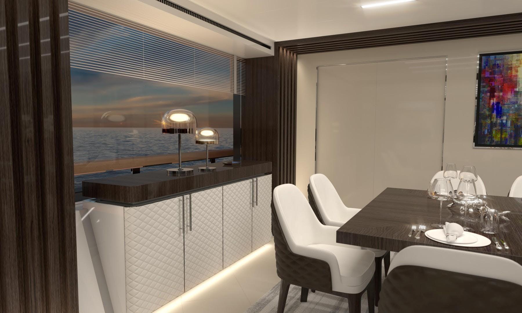 2022 Legacy 135' Legacy Superyacht Legacy Superyacht | Picture 2 of 27