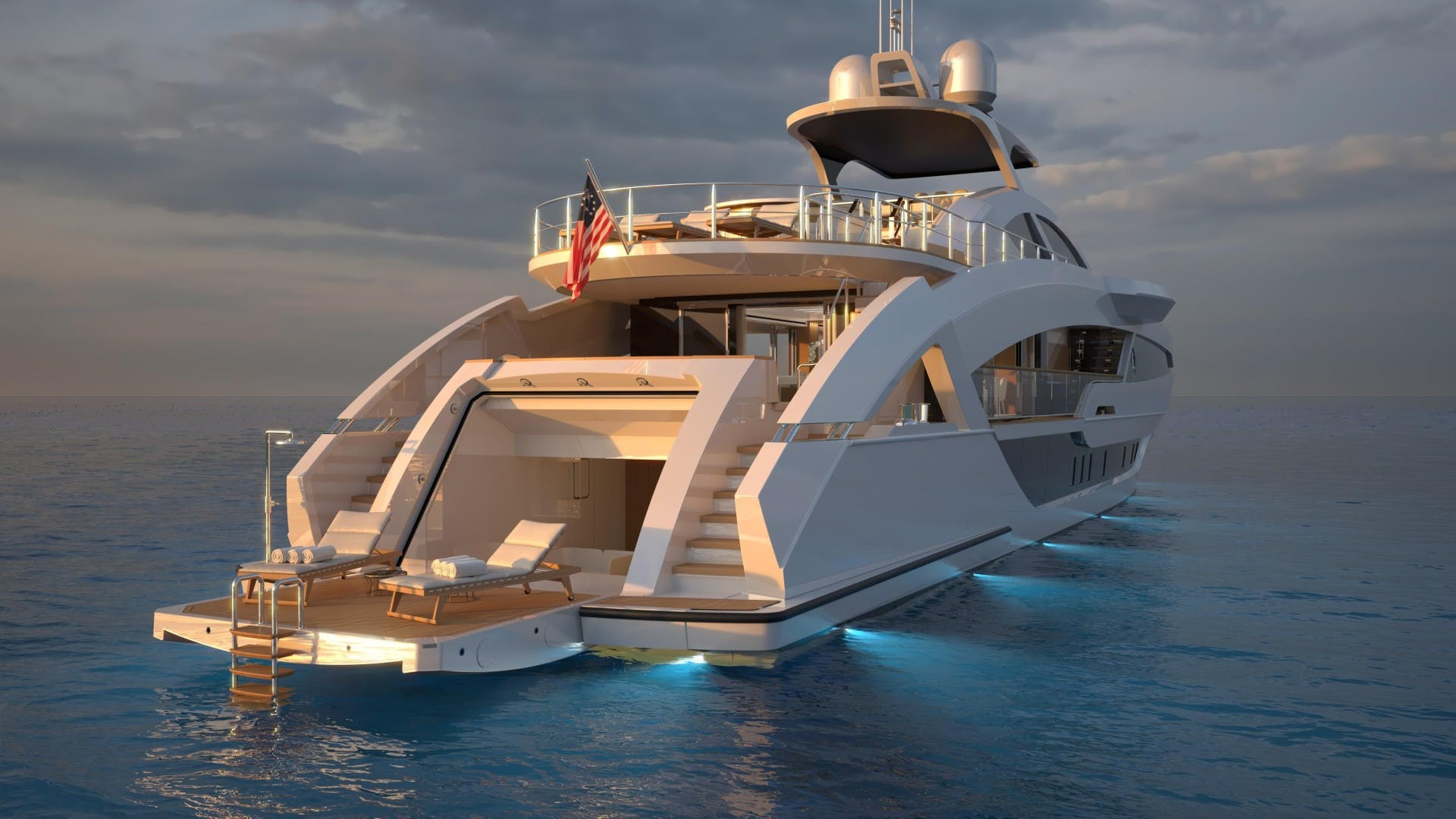 2022 Legacy 135' Legacy Superyacht Legacy Superyacht | Picture 3 of 27