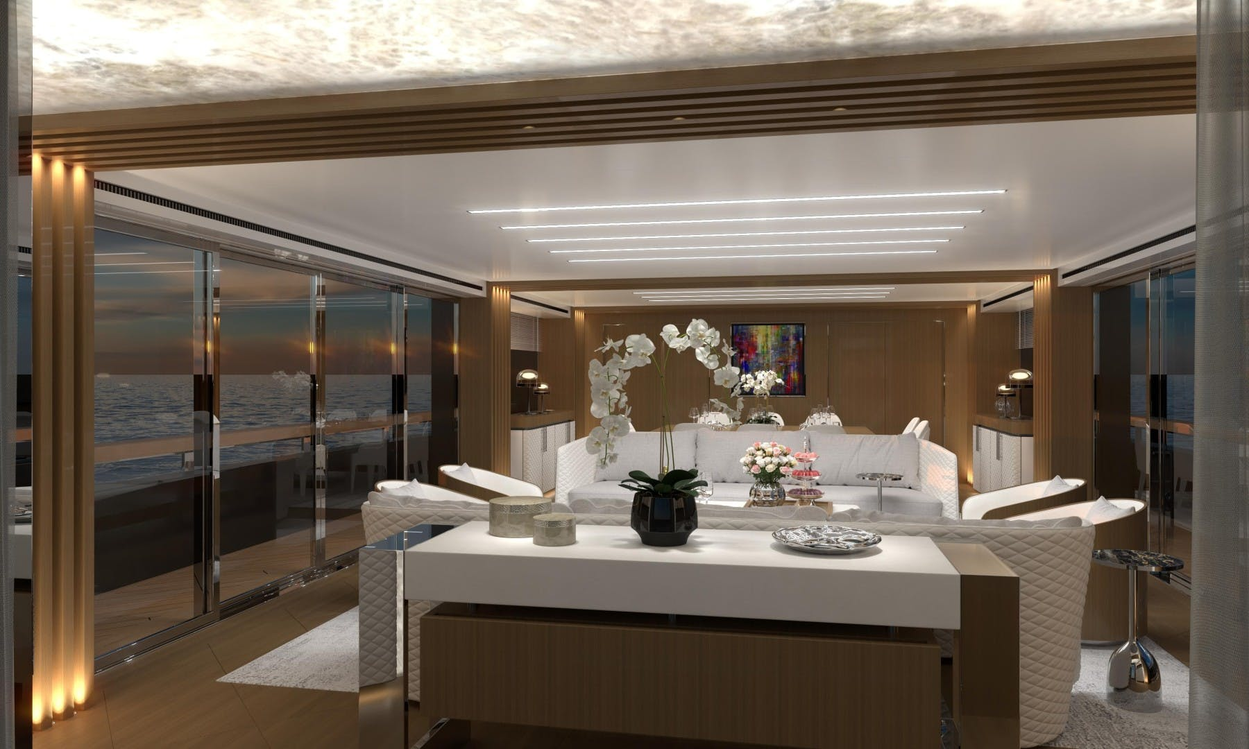 2022 Legacy 135' Legacy Superyacht Legacy Superyacht | Picture 4 of 27