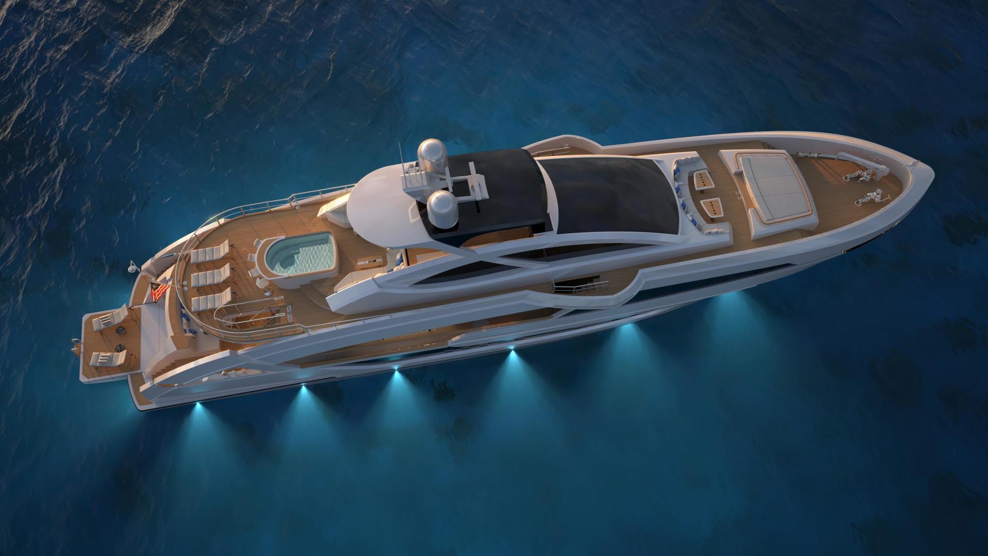 "2022 Legacy 135' Legacy Superyacht ""Legacy Superyacht"""