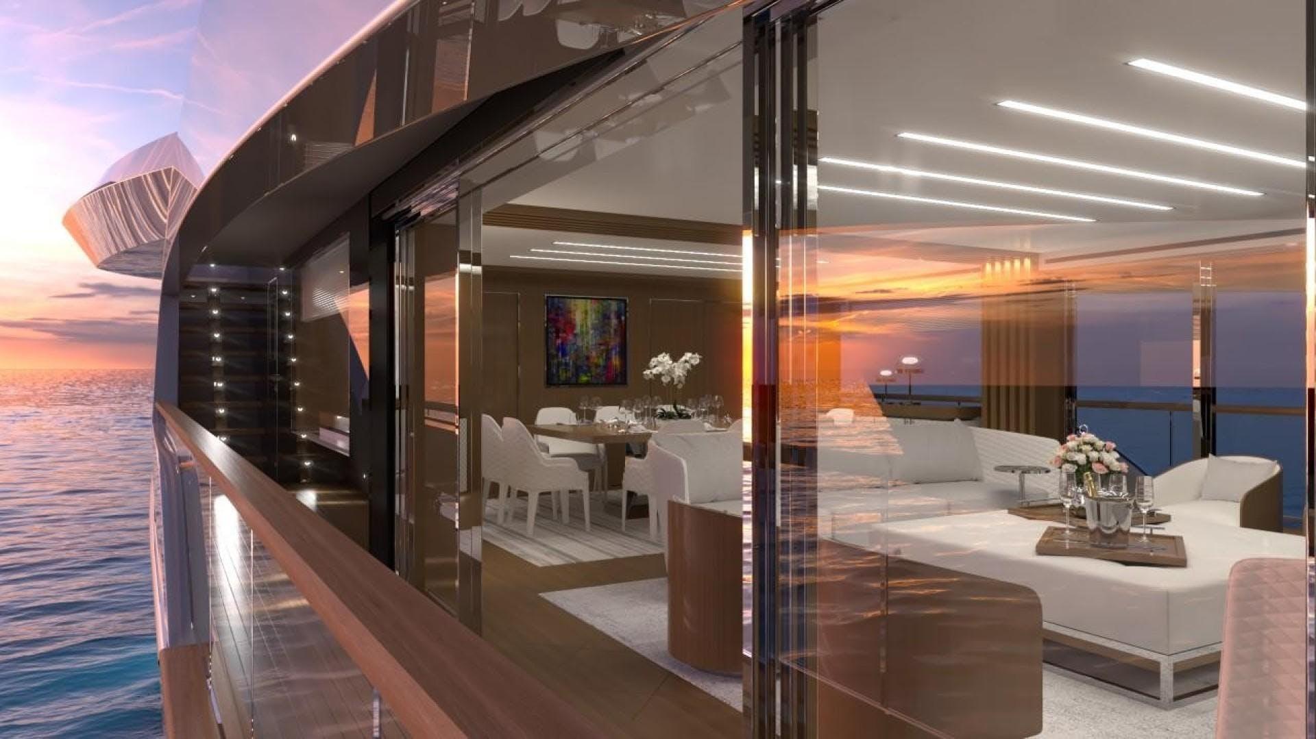 2022 Legacy 135' Legacy Superyacht Legacy Superyacht | Picture 6 of 27