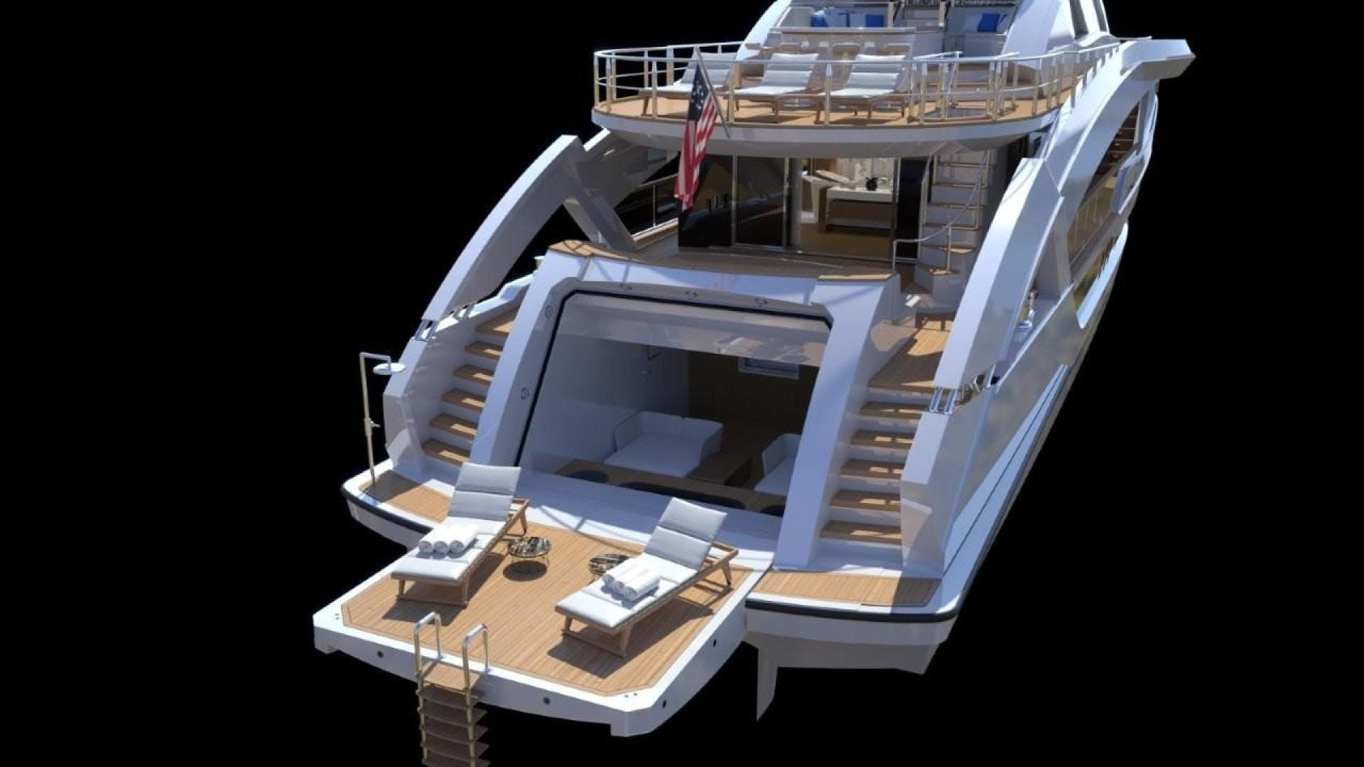 2022 Legacy 135' Legacy Superyacht Legacy Superyacht | Picture 1 of 27