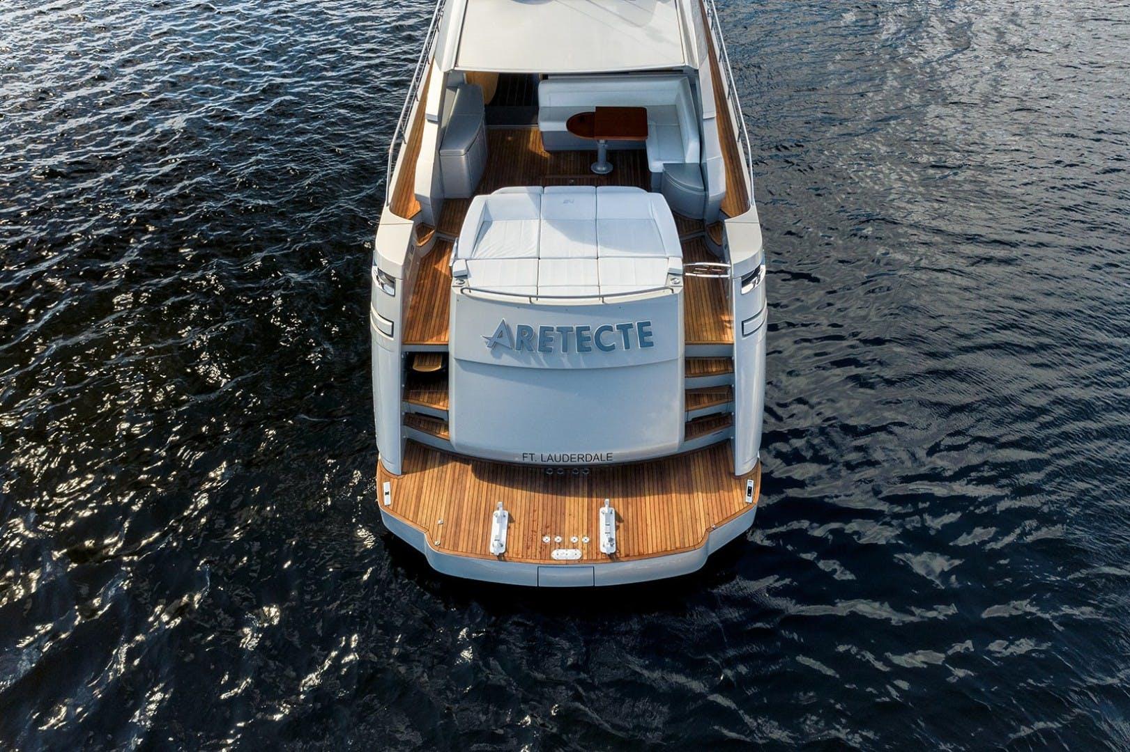2011 Pershing 64' 64 Aretecte | Picture 1 of 91