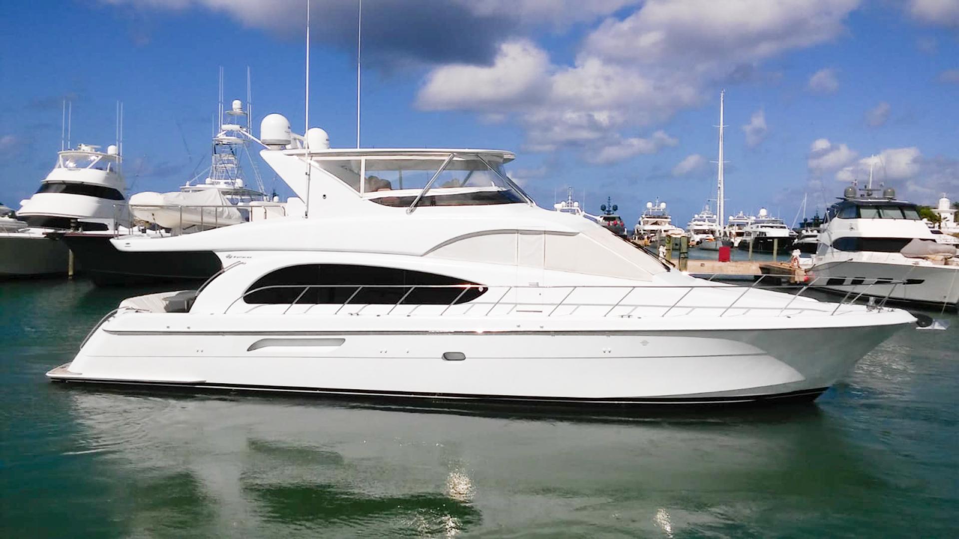 """2006 Hatteras 64' 64 Motoryacht """"GALILEA"""""""