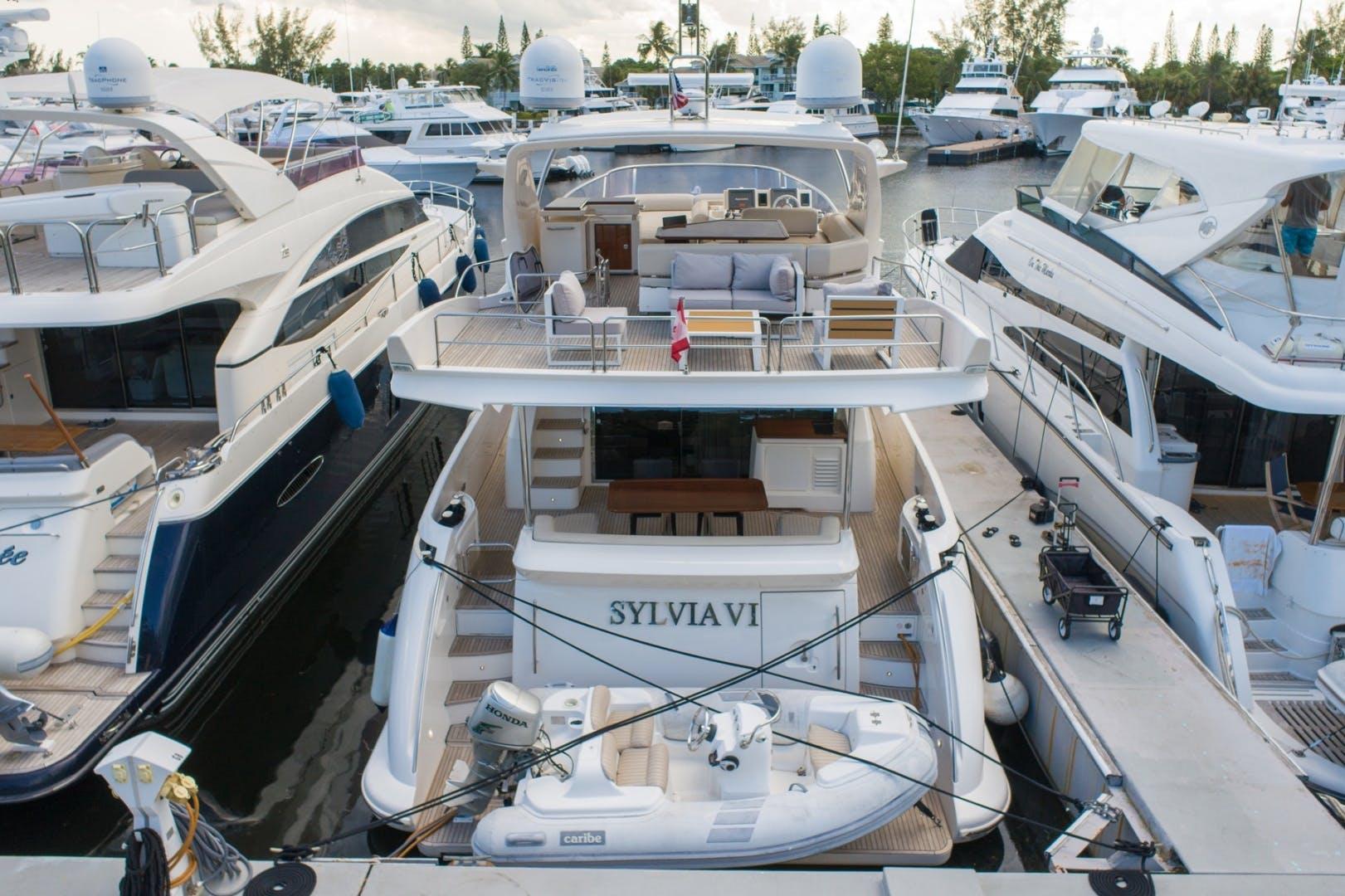 2011 Azimut 70'  Sylvia VI | Picture 6 of 60