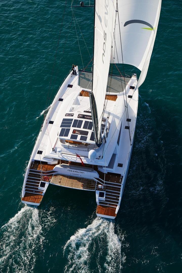 2018 JFA 85' World Cruiser Catamaran  NDS Evolution | Picture 5 of 57