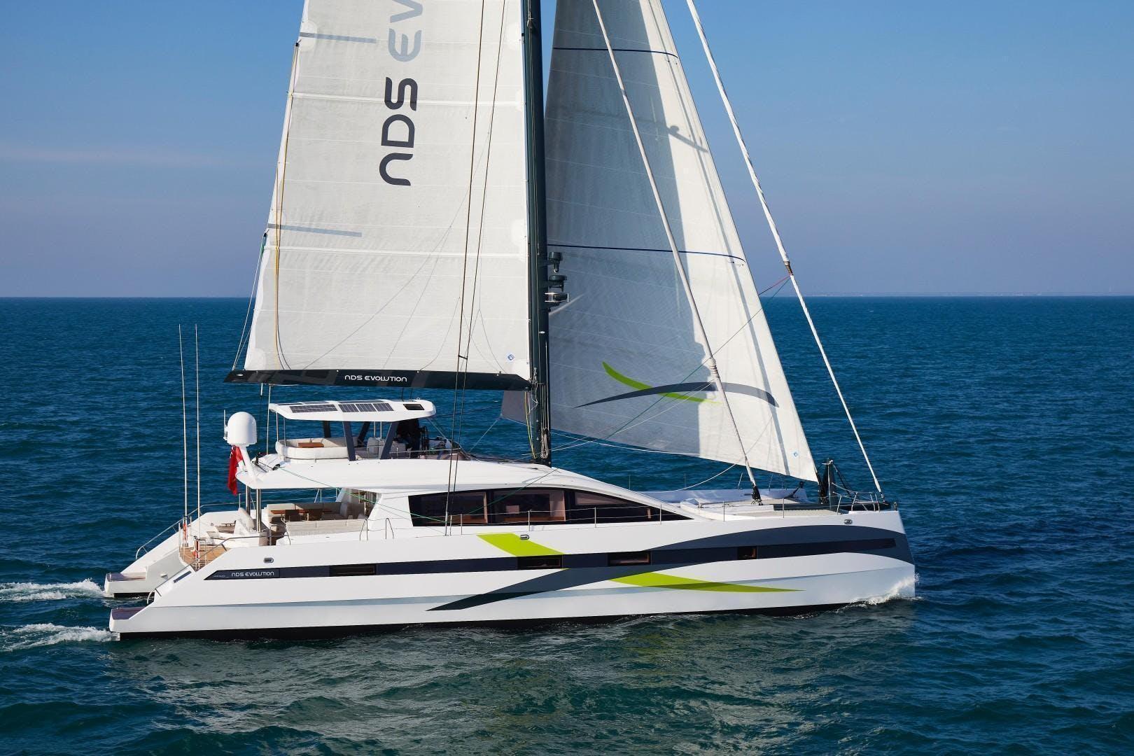 2018 JFA 85' World Cruiser Catamaran  NDS Evolution | Picture 2 of 57