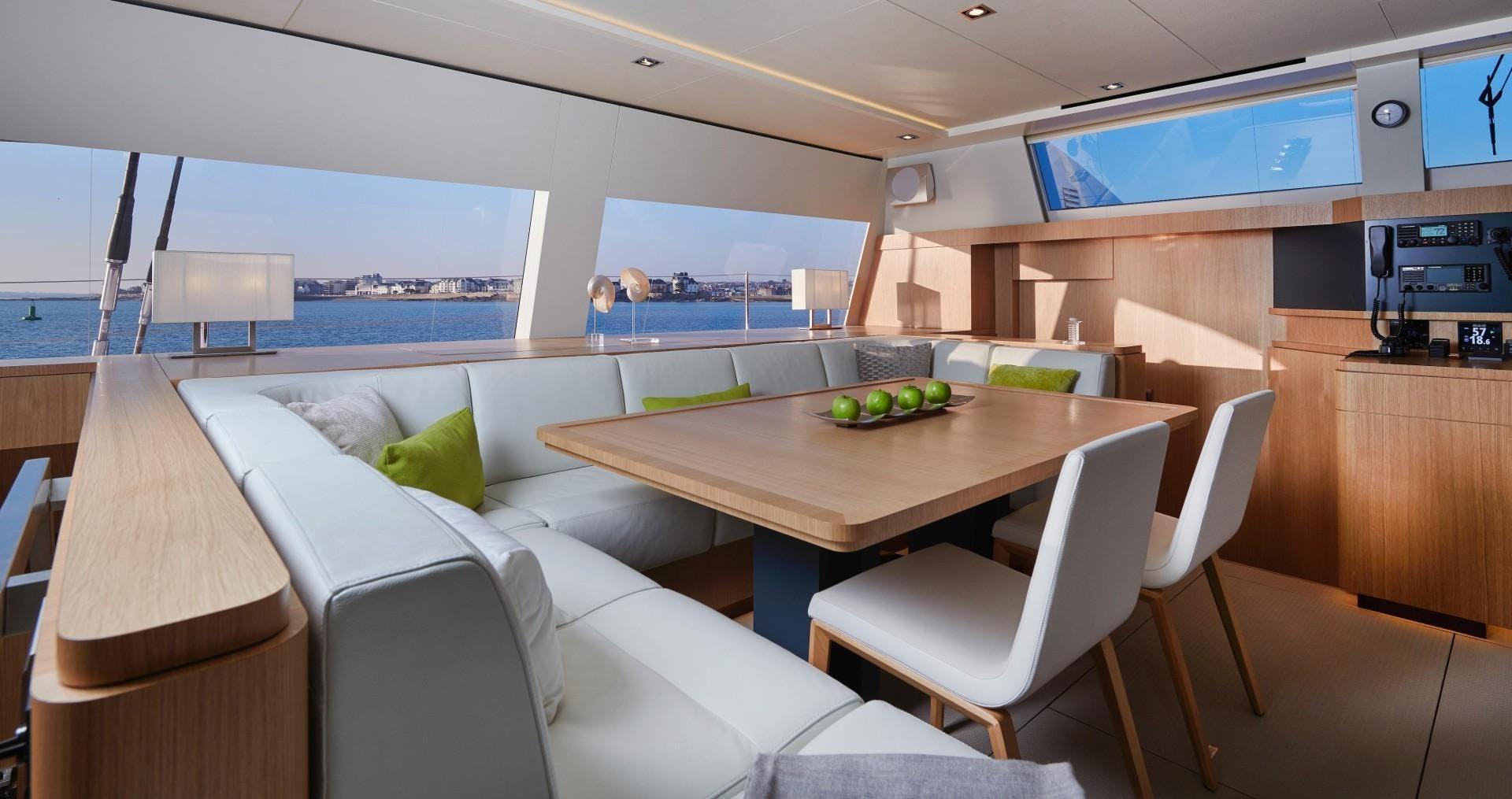 2018 JFA 85' World Cruiser Catamaran  NDS Evolution | Picture 1 of 57