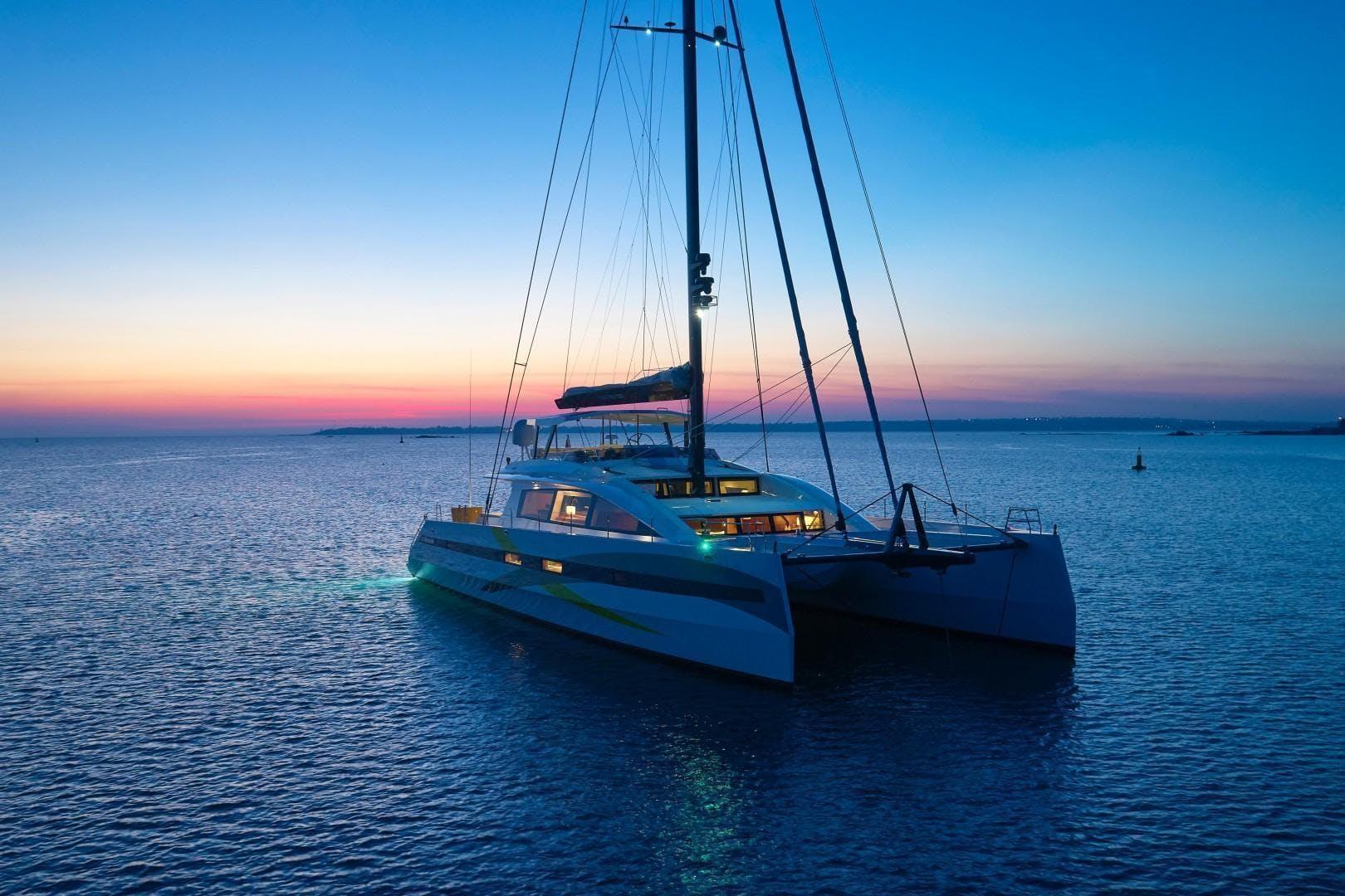2018 JFA 85' World Cruiser Catamaran  NDS Evolution | Picture 8 of 57