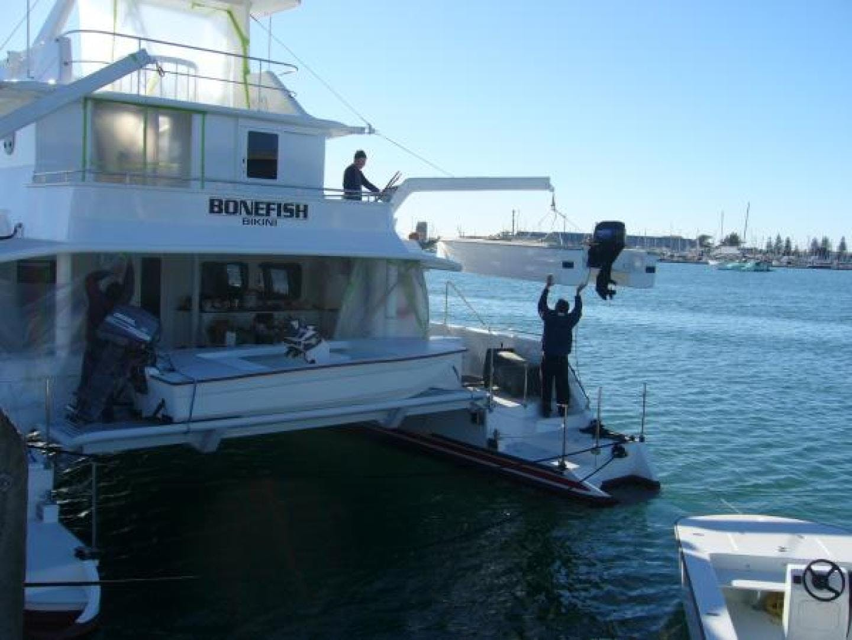 2009 Custom 82' Catamaran Bonefish | Picture 7 of 40