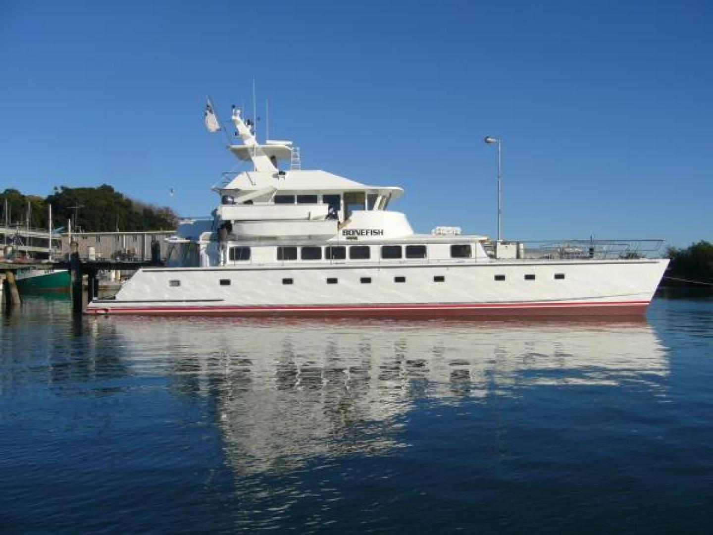 "2009 Custom 82' Catamaran ""Bonefish"""