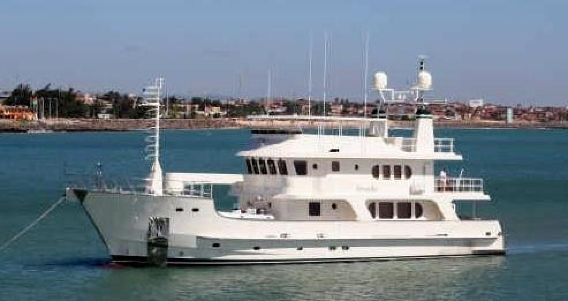 2019 Inace 95' Aft House New Build