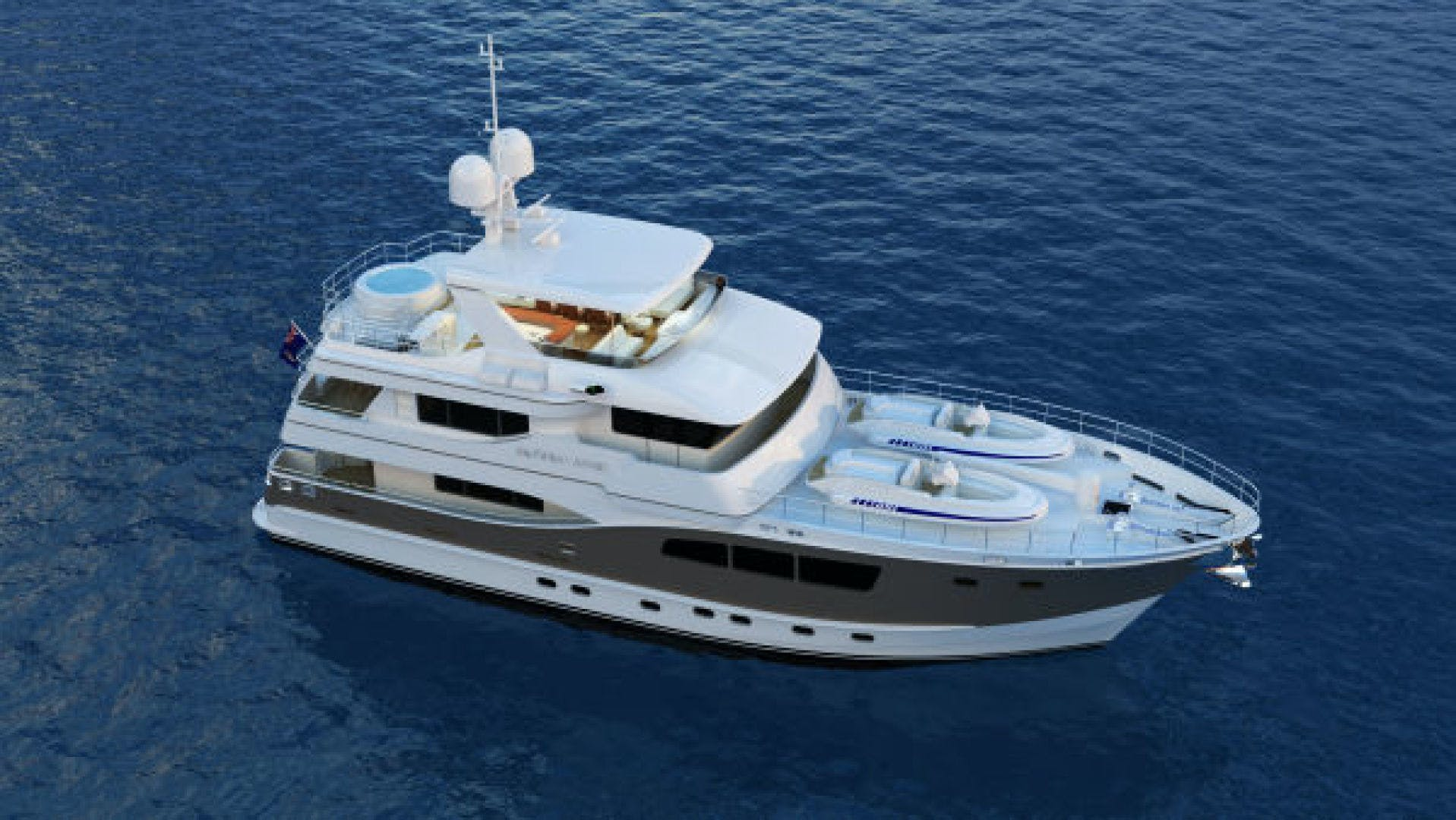 2020 Custom 90' Tri Deck Explorer Yacht  | Picture 3 of 23