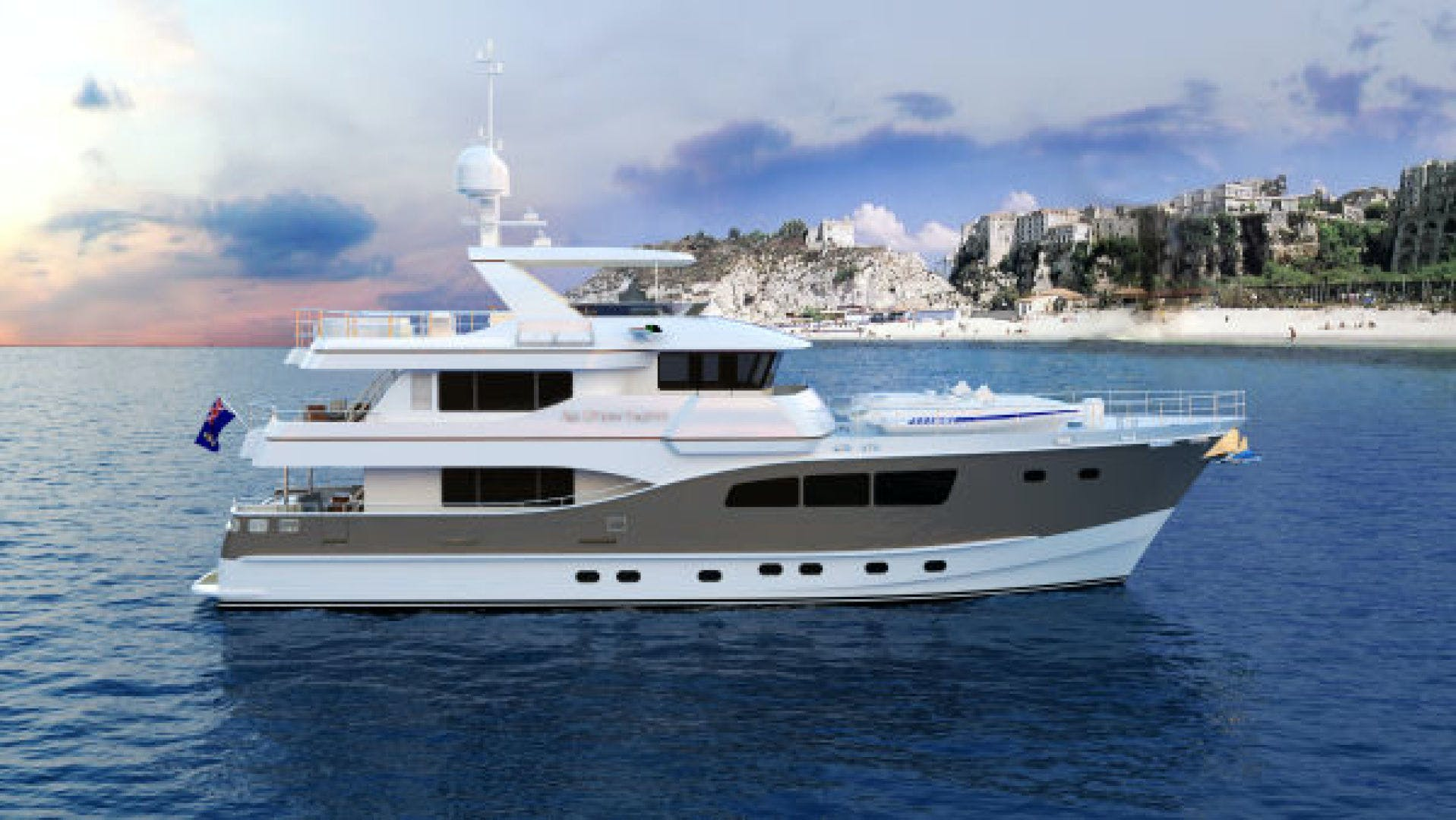 2020 Custom 90' Tri Deck Explorer Yacht  | Picture 5 of 23