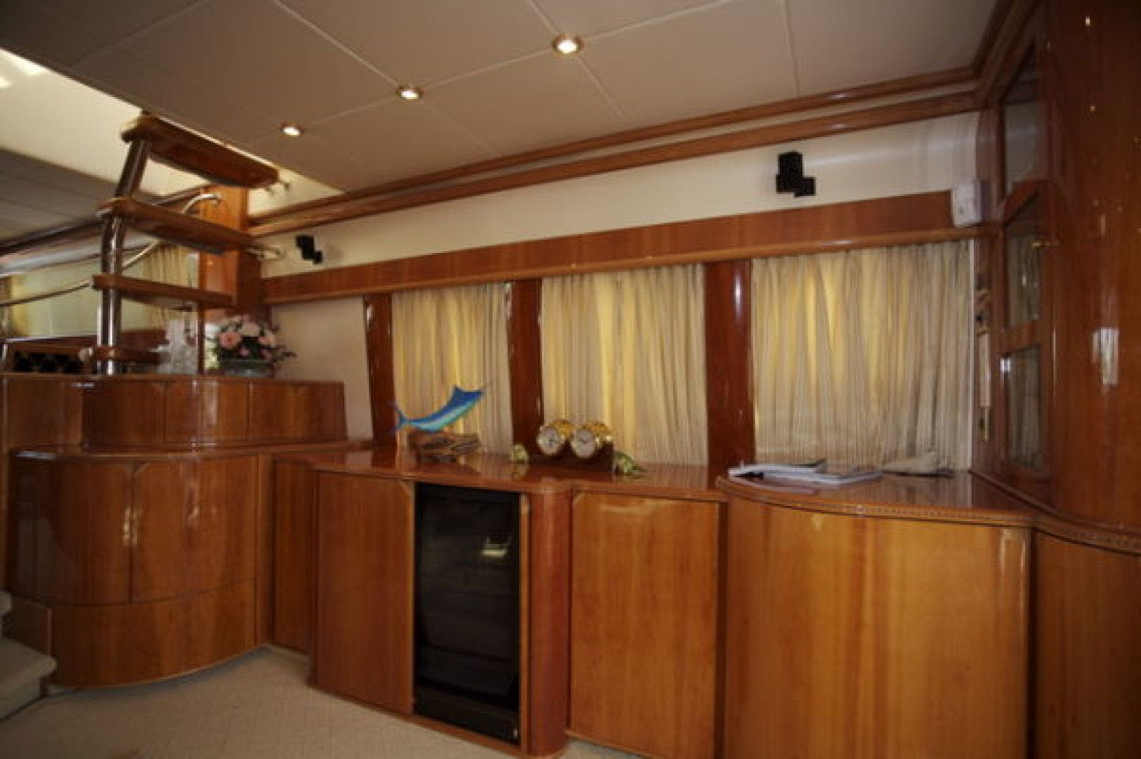 1999 Viking 72' Sport Cruiser LADY KARIMAN | Picture 3 of 18