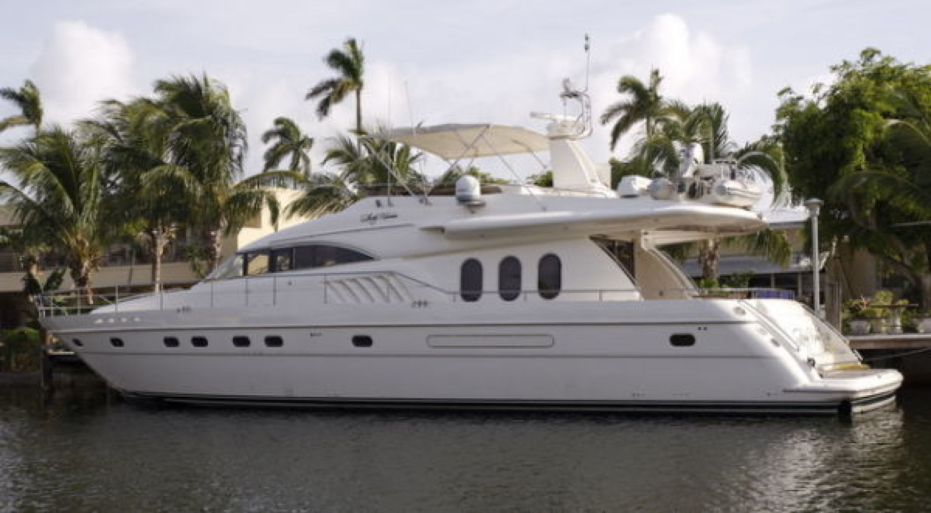 """1999 Viking 72' Sport Cruiser """"LADY KARIMAN"""""""