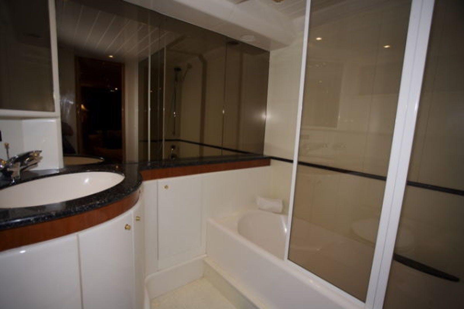 1999 Viking 72' Sport Cruiser LADY KARIMAN | Picture 1 of 18