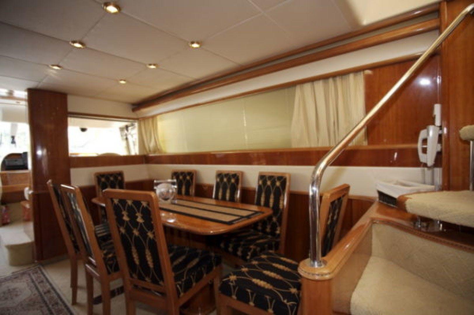 1999 Viking 72' Sport Cruiser LADY KARIMAN | Picture 4 of 18