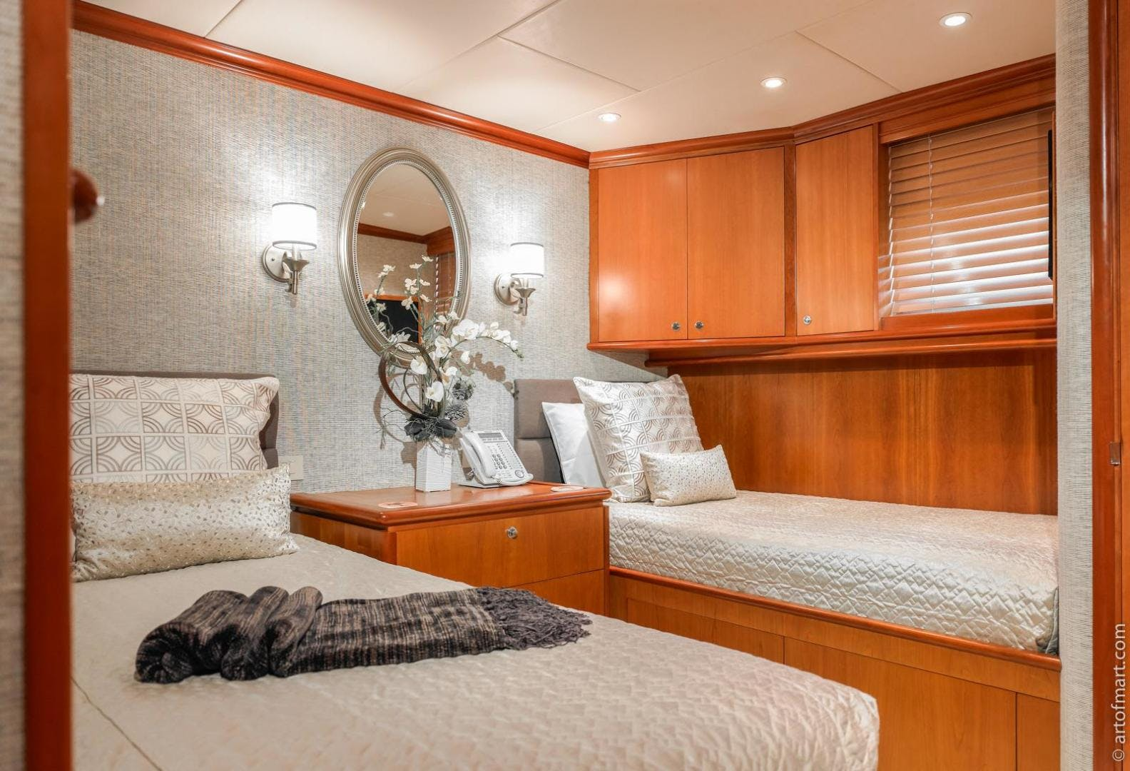 1998 Delta Marine 124' Tri-Deck MY MURPHY'S LAW   Picture 1 of 24