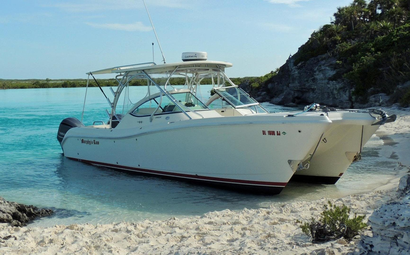 1998 Delta Marine 124' Tri-Deck MY MURPHY'S LAW   Picture 4 of 24