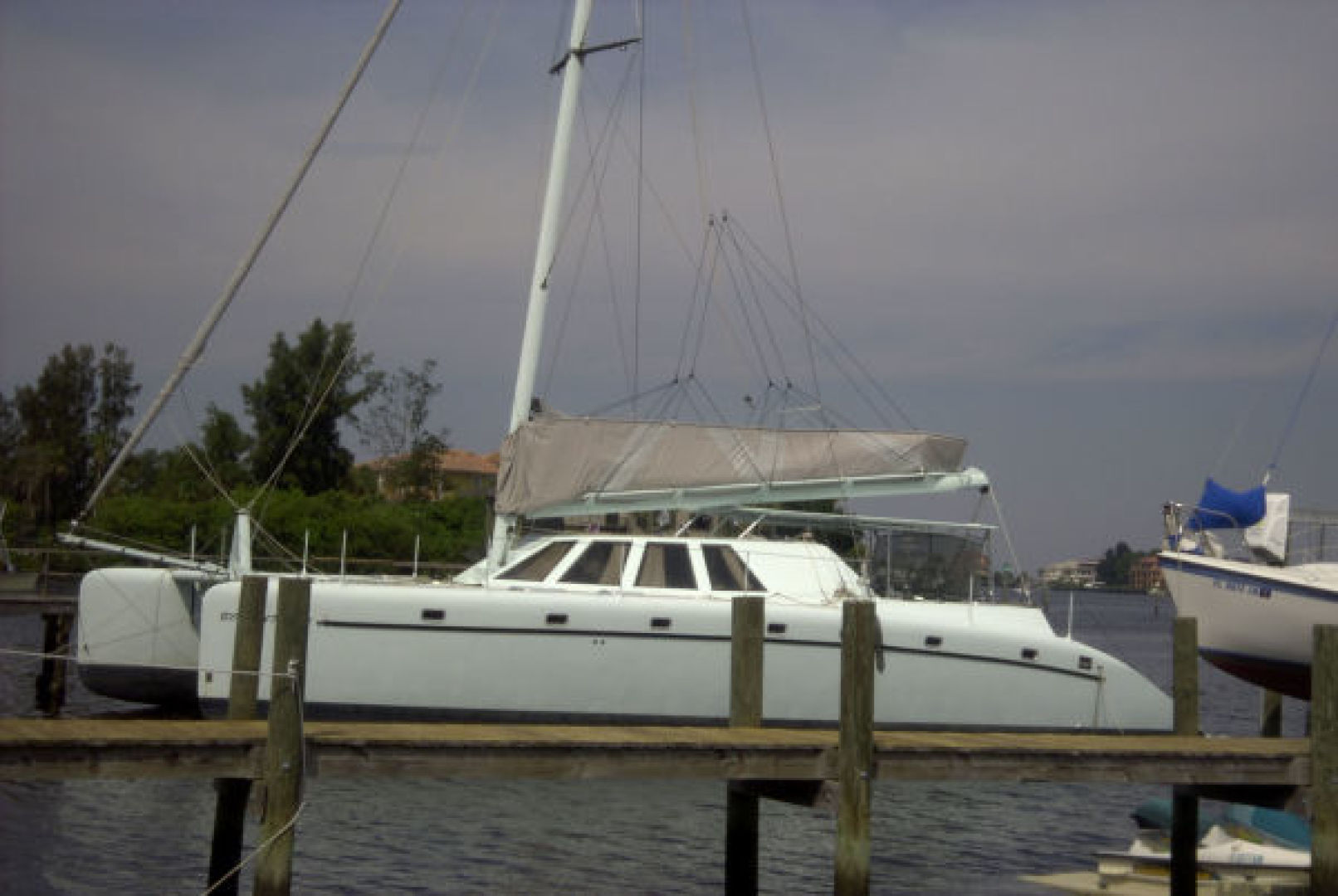 "1999 Catamaran Custom Commercial Term Charter 60' Catamaran 60 ""No Name"""