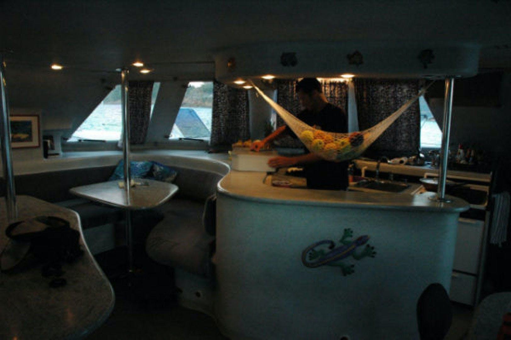 1999 Catamaran Custom Commercial Term Charter 60' Catamaran 60 No Name | Picture 7 of 16