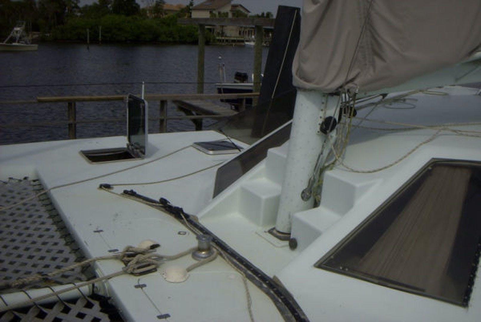 1999 Catamaran Custom Commercial Term Charter 60' Catamaran 60 No Name | Picture 4 of 16