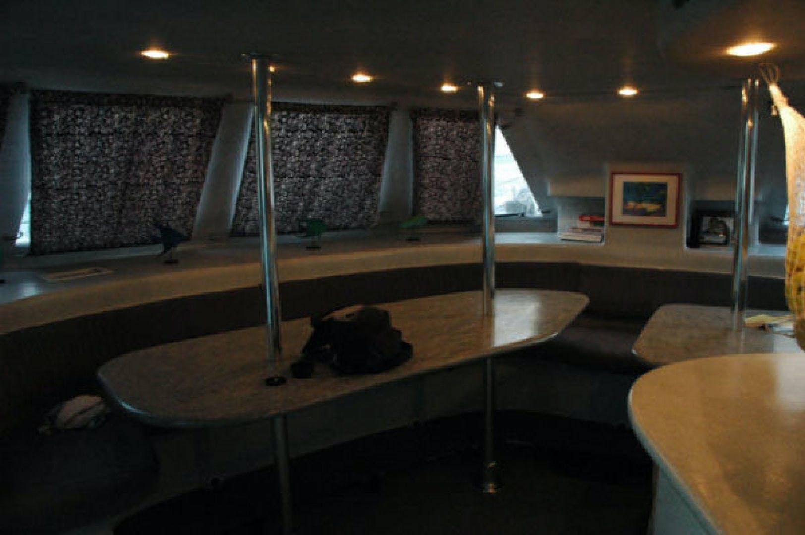 1999 Catamaran Custom Commercial Term Charter 60' Catamaran 60 No Name | Picture 6 of 16