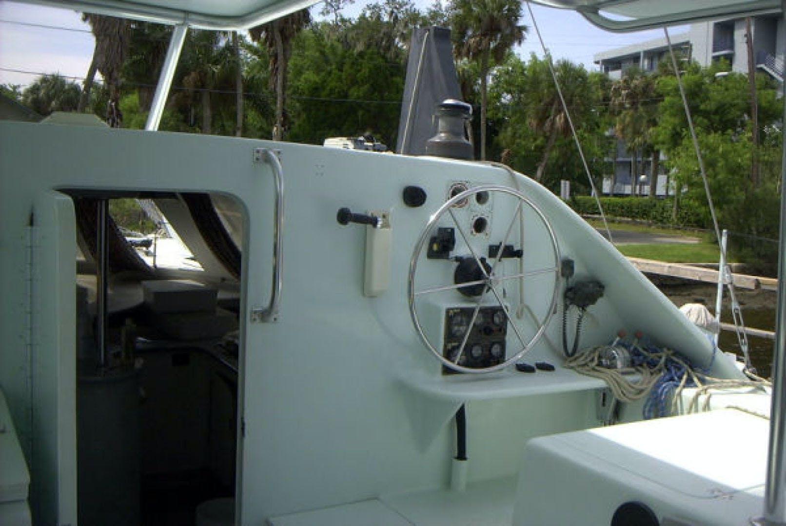 1999 Catamaran Custom Commercial Term Charter 60' Catamaran 60 No Name | Picture 5 of 16