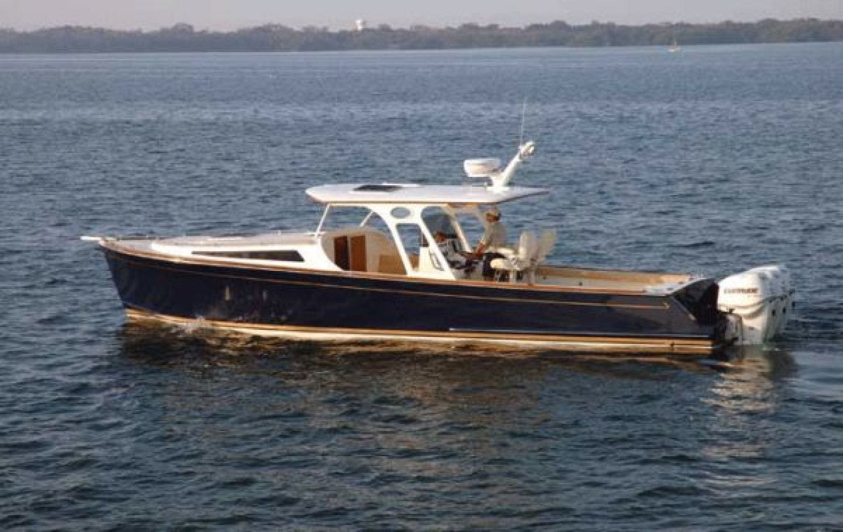 2018 Marlow 37' Prowler Open 375  | Picture 2 of 6