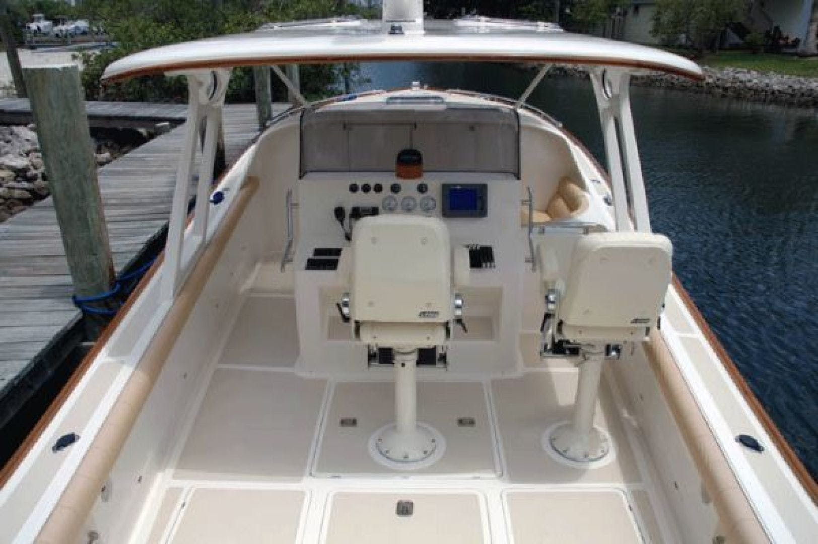 2018 Marlow 37' Prowler Open 375  | Picture 3 of 6