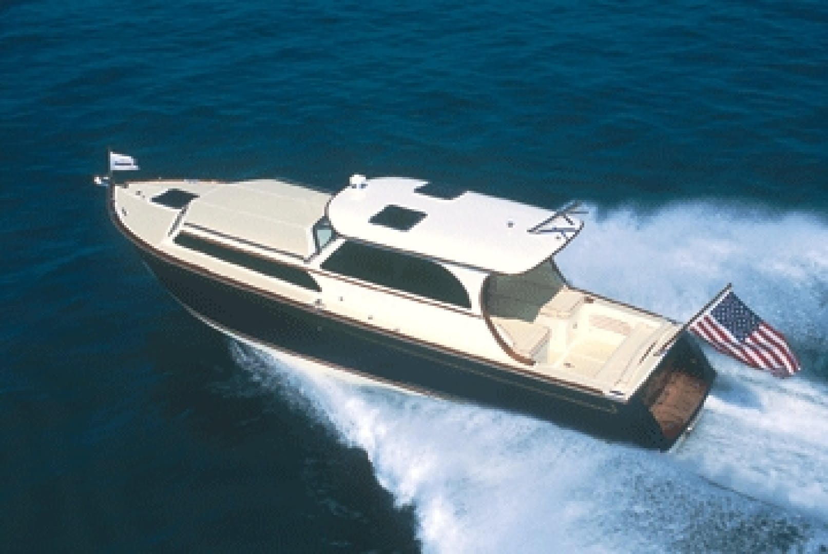 2018 Marlow 37' Prowler 375 Classic  | Picture 2 of 7