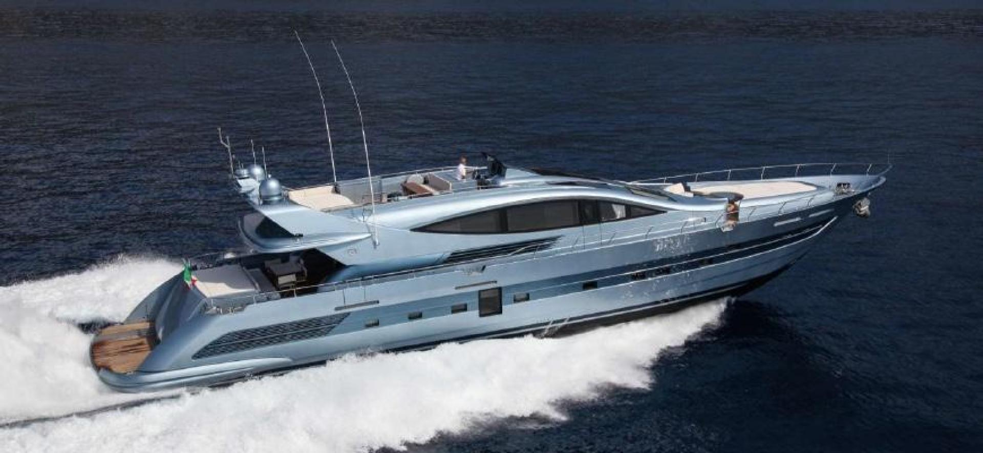 2017 Cerri Cantieri Navali 102' FLYINGSPORT