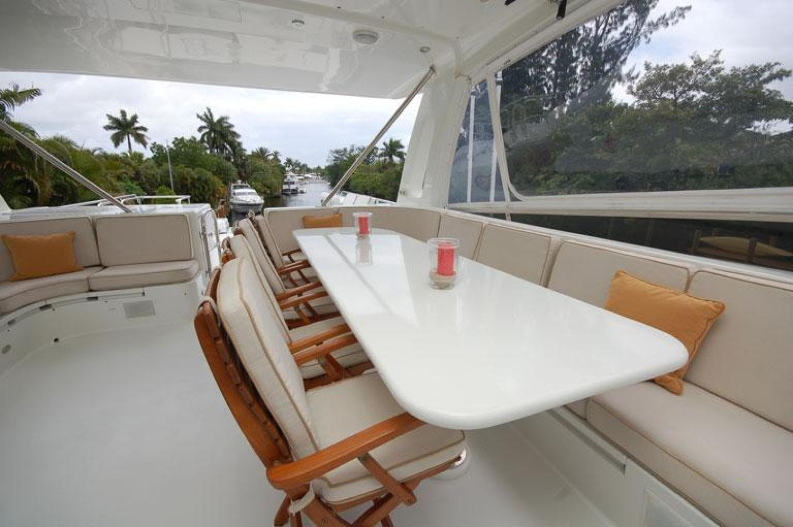 1999 Cheoy Lee 92' Motor Yacht YOLY | Picture 8 of 34