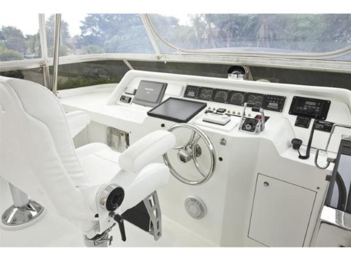 1999 Cheoy Lee 92' Motor Yacht YOLY | Picture 4 of 34