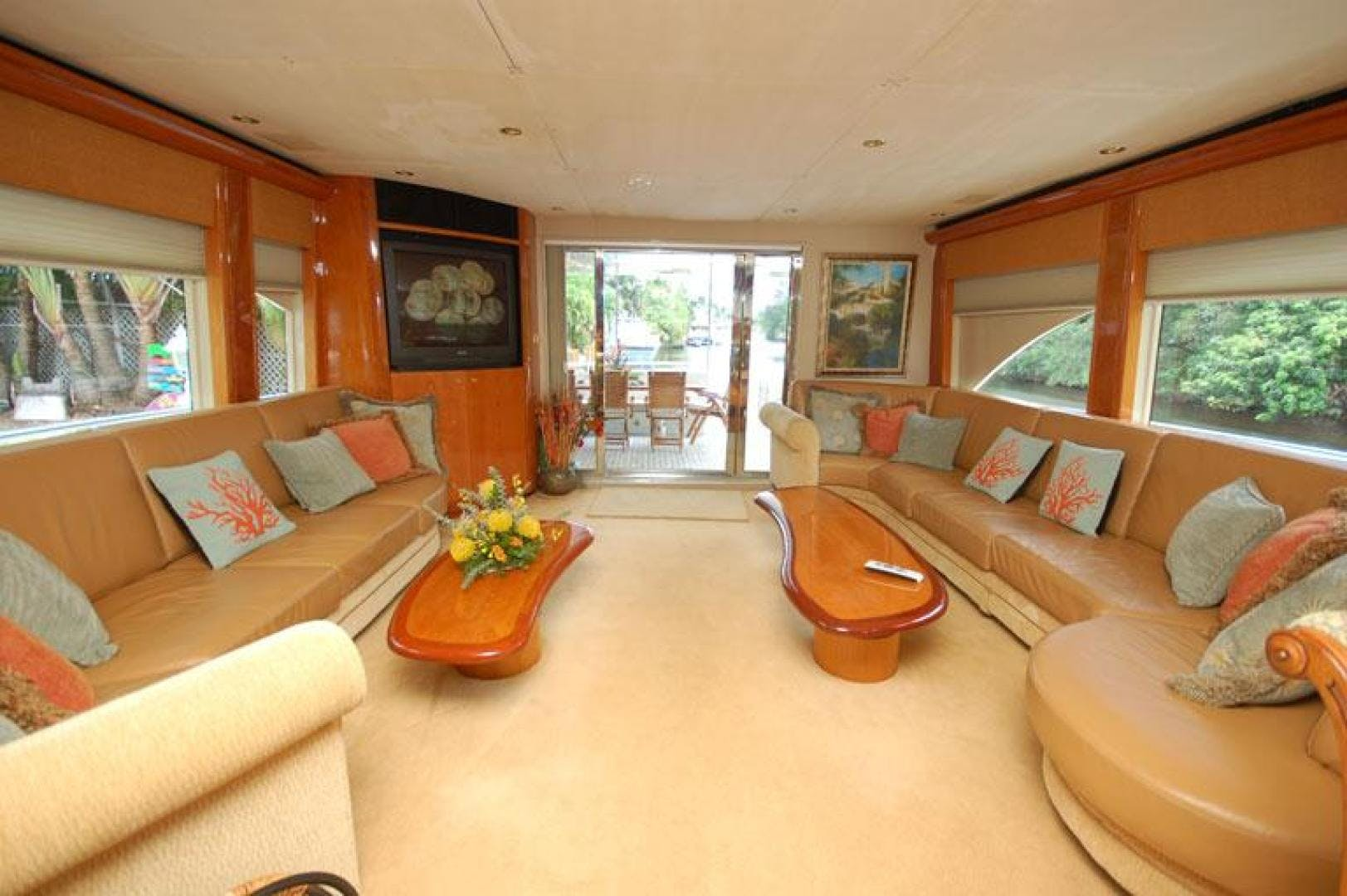 1999 Cheoy Lee 92' Motor Yacht YOLY | Picture 7 of 34