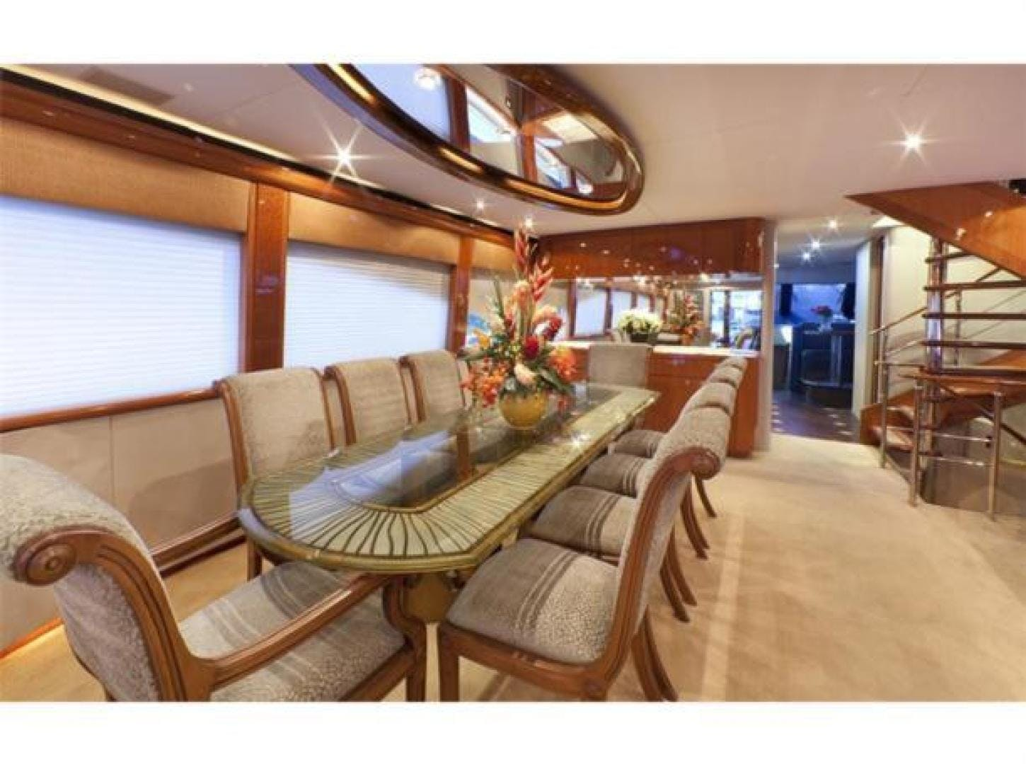 1999 Cheoy Lee 92' Motor Yacht YOLY | Picture 1 of 34