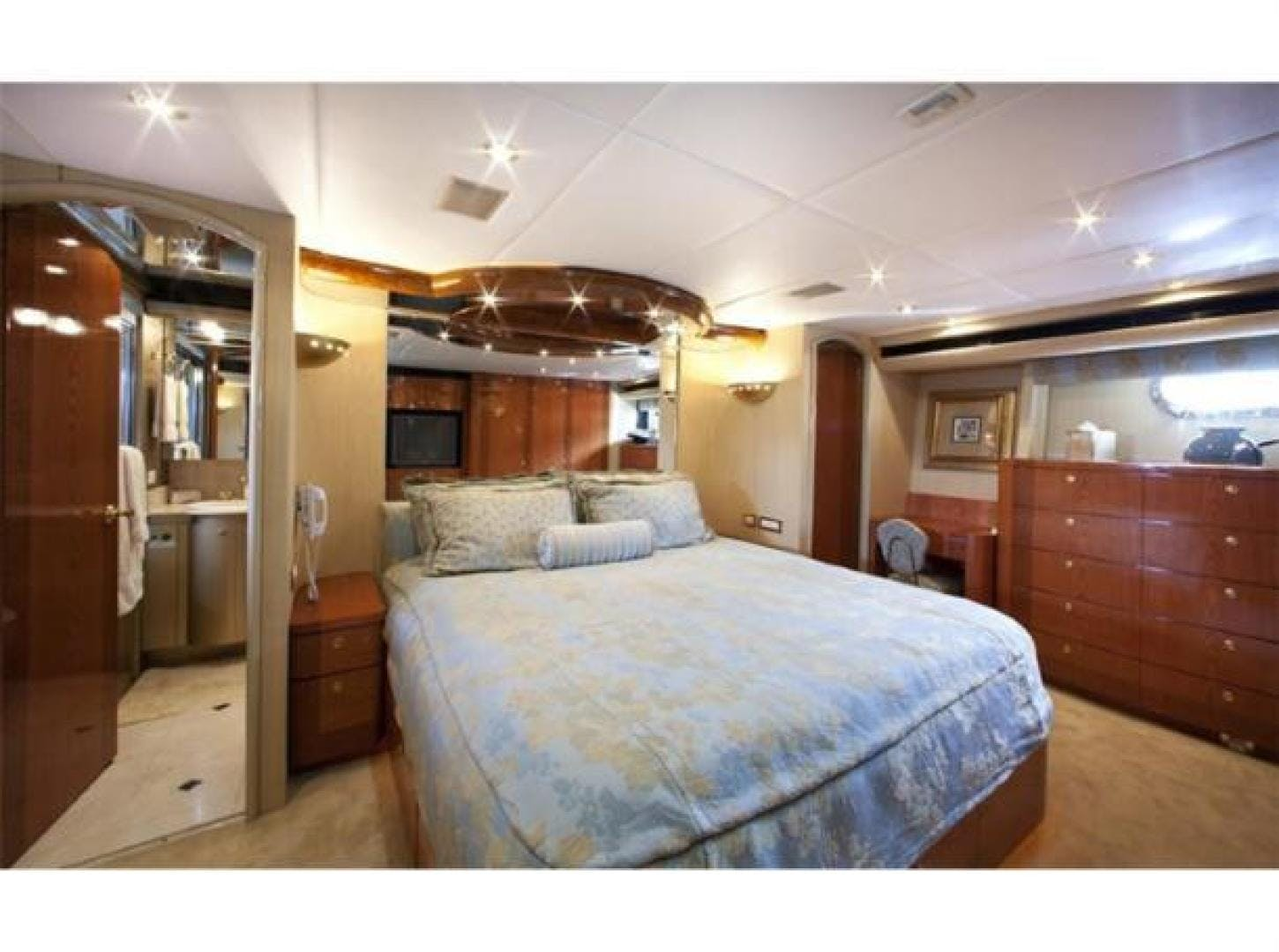 1999 Cheoy Lee 92' Motor Yacht YOLY | Picture 3 of 34