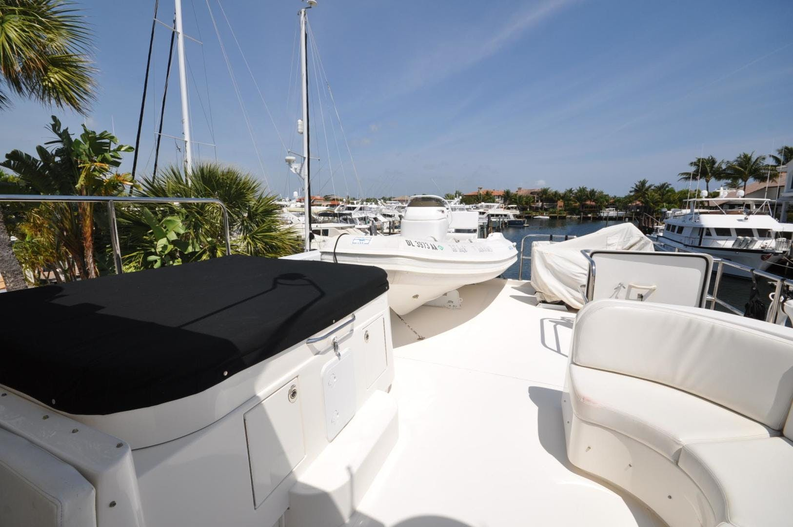 2007 Pacific Mariner 85' Flushdeck MY LUCK A LEE IV | Picture 3 of 37