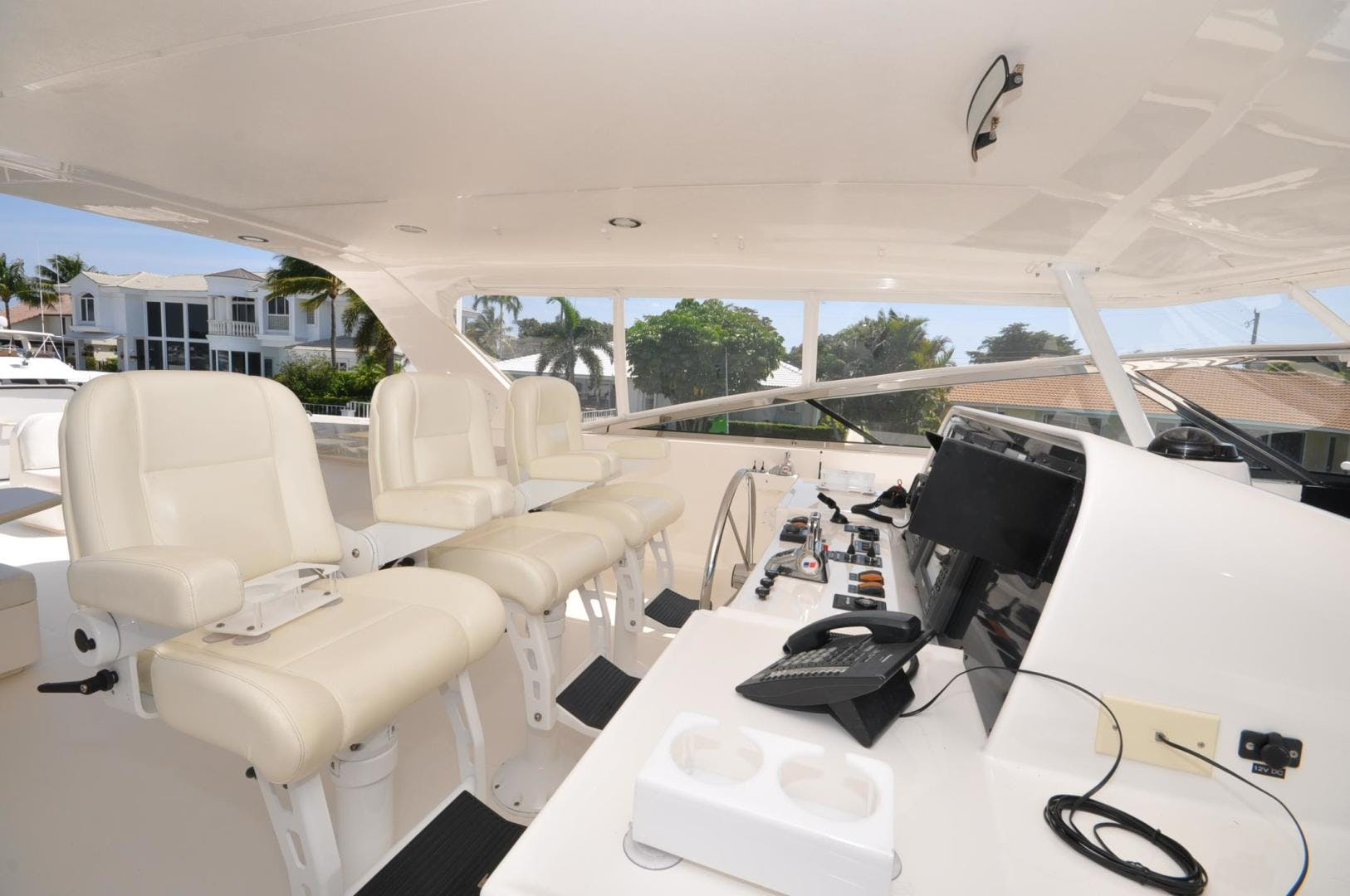 2007 Pacific Mariner 85' Flushdeck MY LUCK A LEE IV | Picture 7 of 37