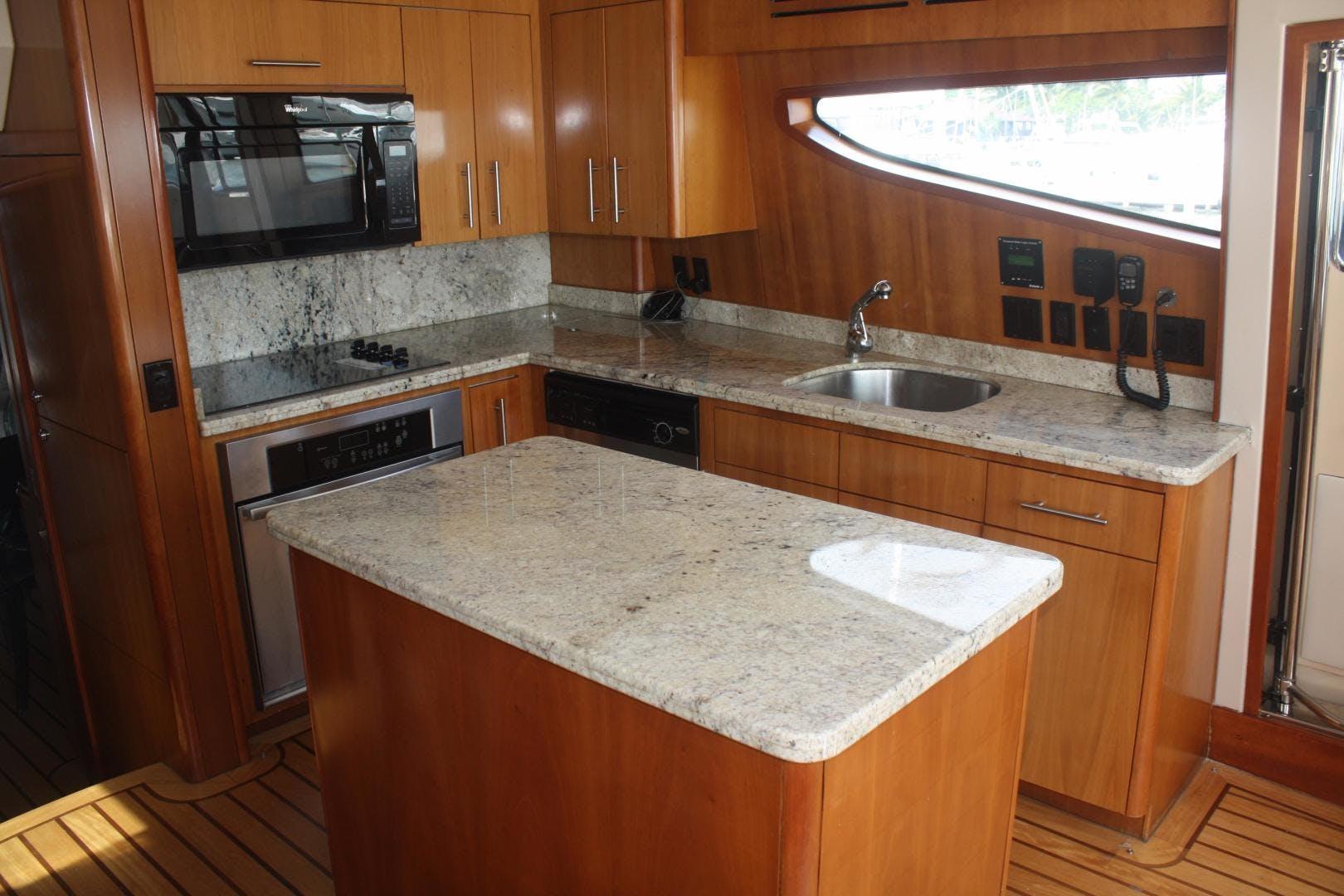 2006 Hatteras 80' 80 Motor Yacht Magalita III | Picture 6 of 159